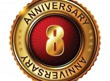 aniversare 8 ani blog