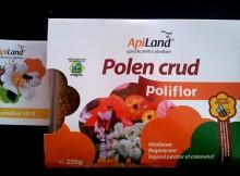 Polenul crud poliflor de la Apiland