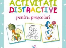 Activitati distractive pentru prescolari