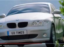 McDonald's BMW