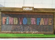 Nakd - perete comestibil