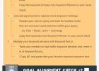 SEO checklist 2015 #inforgraphic