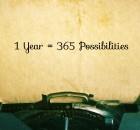 1 an - 365 de posibilitati